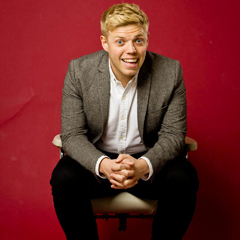 Image for - Rob Beckett at The Slade Rooms